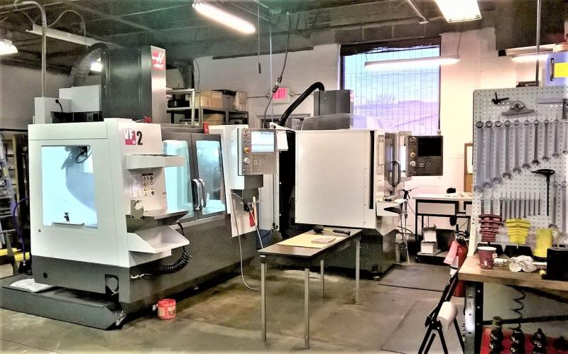 Haas VF2 Evolution Machine Products